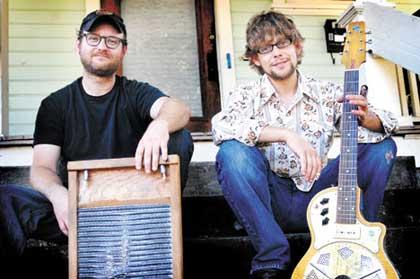 [25/05] HILLSTOMP (USA/Delta-Blues-Punk) + Guests @ Paris Hillstomp